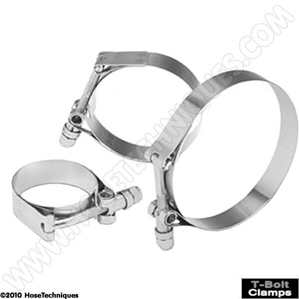4.75 in. (Hose ID) - TBolt Clamp